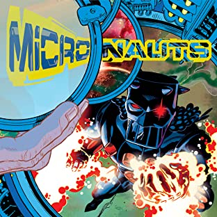 Micronauts (2016-2017)