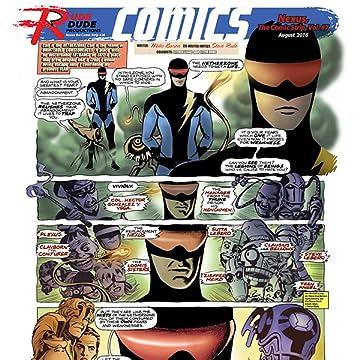 Nexus: The Comic Strip