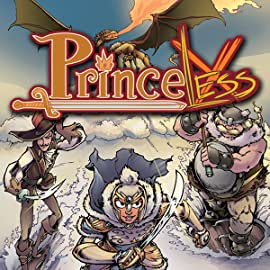 Princeless, Vol. 6: Make Yourself Part 2