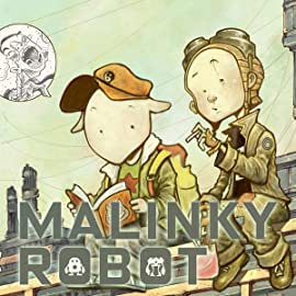 Malinky Robot Collection: Stories & Other Bits