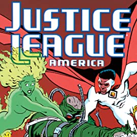 Justice League of America (1987-1996)