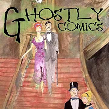 Ghostly Comics