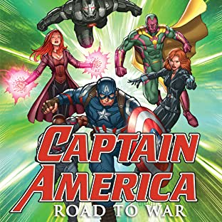 Captain America: Road To War (2016)