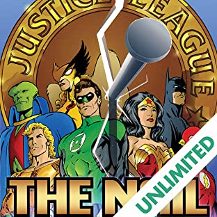Justice League: The Nail