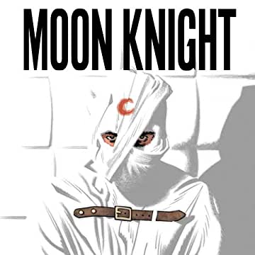 Image result for moon knight #1