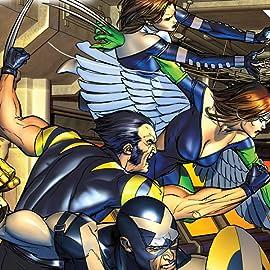 Ultimate X-Men/Ultimate Fantastic Four Annual (2008)