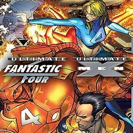 Ultimate Fantastic Four/Ultimate X-Men Annual (2008)