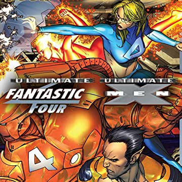 Ultimate Fantastic Four/Ultimate X-Men
