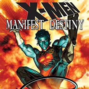 X-Men: Manifest Destiny - Nightcrawler (2009)