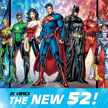 DC Comics - the New 52