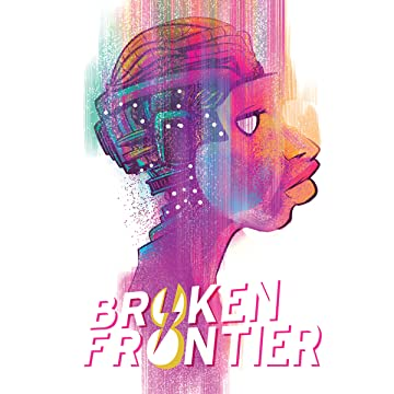 Broken Frontier: Anthology