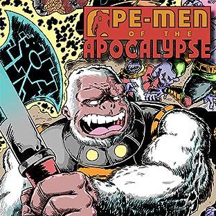 Ape-Men of the Apocalypse