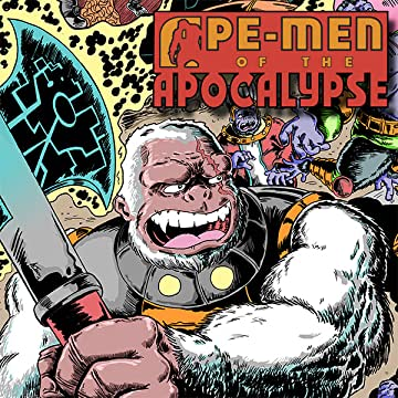 Ape-Men of the Apocalypse