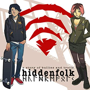 Hiddenfolk - A story of bullies and trolls