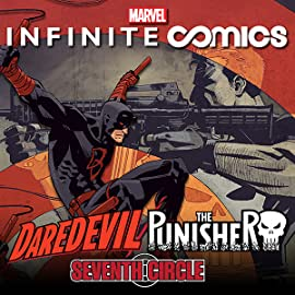 Daredevil/Punisher: Seventh Circle Infinite Comic