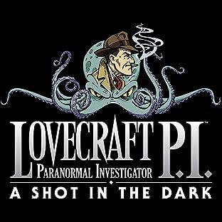 Lovecraft P.I., Vol. 1: A Shot in the Dark