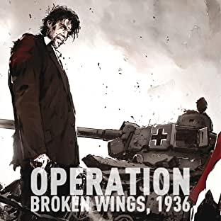 Operation Broken Wings 1936