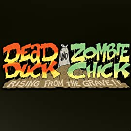 Dead Duck and Zombie Chick, Vol. 1: Rising From The Grave