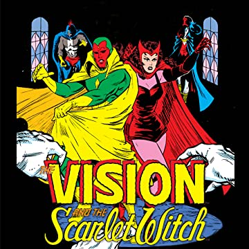 Vision and the Scarlet Witch (1985-1986)