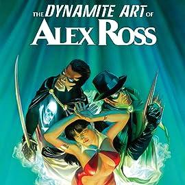 Art Of Painted Comics Dynamite