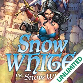Grimm Fairy Tales: Snow White vs. Snow White