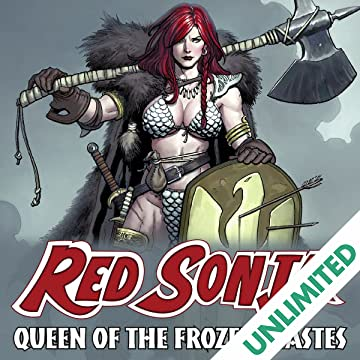 Red Sonja: Queen of the Frozen Wastes