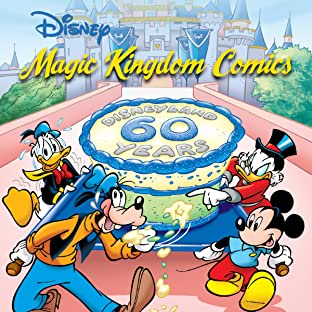 Disney Magic Kingdom Comics