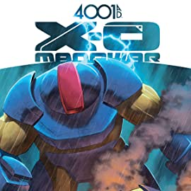4001 A.D.: X-O Manowar