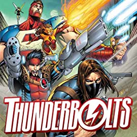 Thunderbolts (2016-2017)