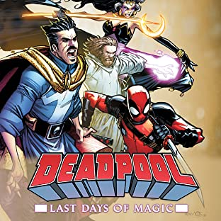 Deadpool: Last Days of Magic