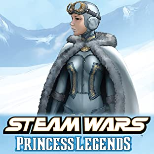 Steam Wars: Princess Legends
