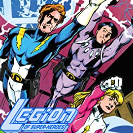 Legion of Super-Heroes (1989-2000)