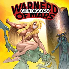 Gina Diggers: Warnerd of Mars