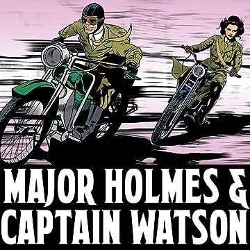 Major Holmes & Captain Watson