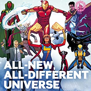All-New, All-Different Marvel Universe (2016)