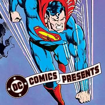 DC Comics Presents (1978-1986)