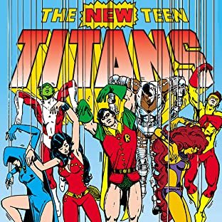 New Teen Titans (1980-1988)