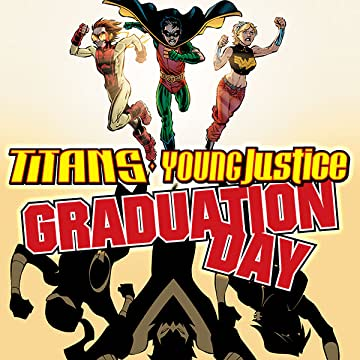 Titans/Young Justice: Graduation Day