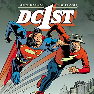 DC First: Flash/Superman (2002)