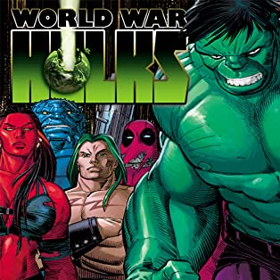 World War Hulks: Hulked-Out Heroes (2010)