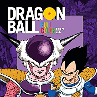 Dragon Ball Full Color: Freeza Arc