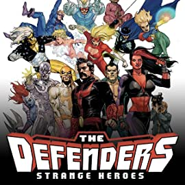 Defenders: Strange Heroes (2012)