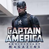 Captain America 75th Anniversary Magazine