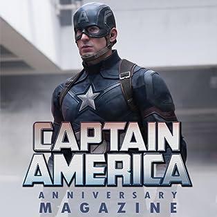 Captain America 75th Anniversary Magazine