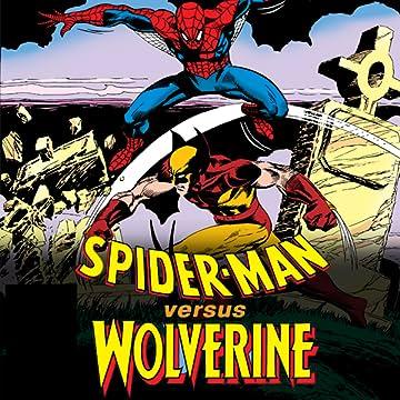 Spider-Man Versus Wolverine (1987)