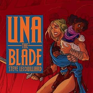 Una the Blade, Vol. 1