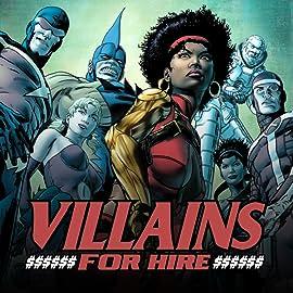 Villains For Hire (2011-2012)
