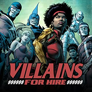 Villains For Hire (2011-2012)
