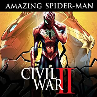 Civil War II: Amazing Spider-Man (2016)