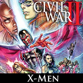 Civil War II: X-Men (2016)